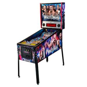 WWE Legends of Wrestlemania Pro Pinball