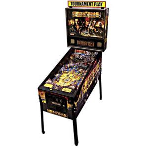 Pirates of the Caribbean Pinball Machine