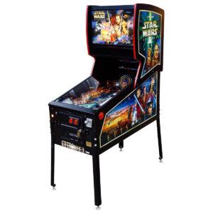 Star Wars Episode I Pinball Machine
